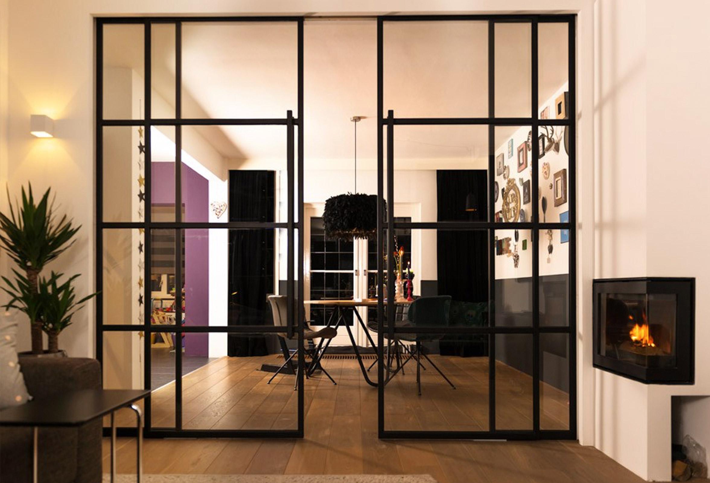 Verrassend Woontrend: 5x de mooiste stalen deuren | Dudes & Dont's XO-73