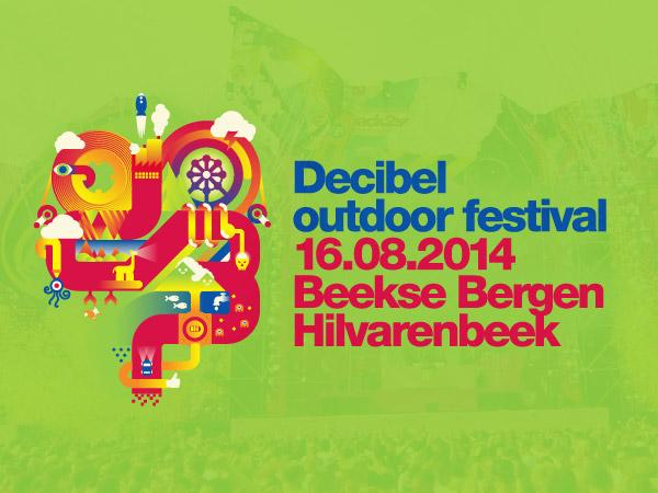 decibel festivals zomer 2014