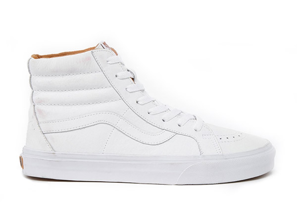 witte sneakers heren trend schoenen voorjaar mode