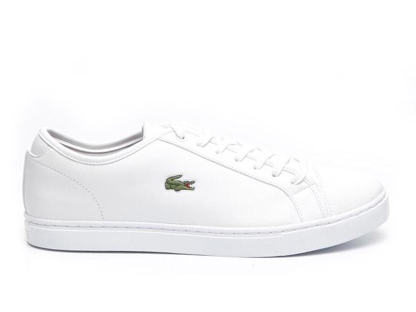 witte sneakers heren trend schoenen voorjaar mode herenmode