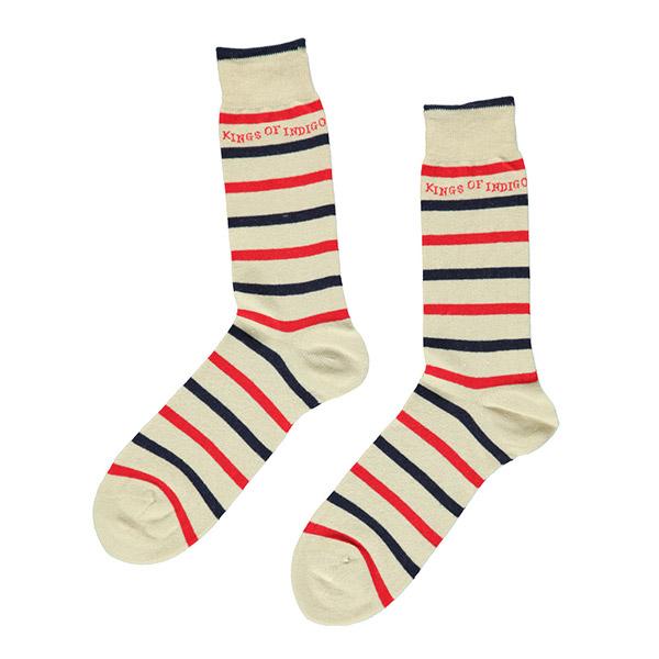 sokken Kings of Indigo KOI