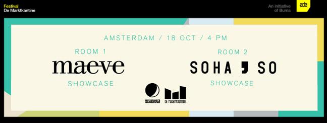 last minute agenda Amsterdam Dance Event